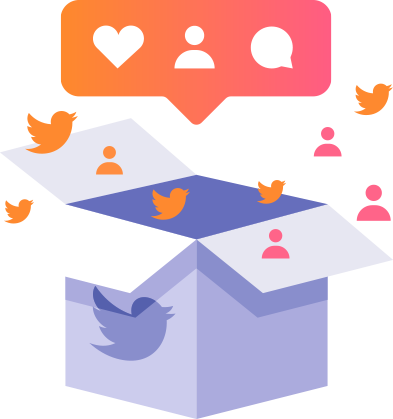 InstaMama Twitter Followers Box