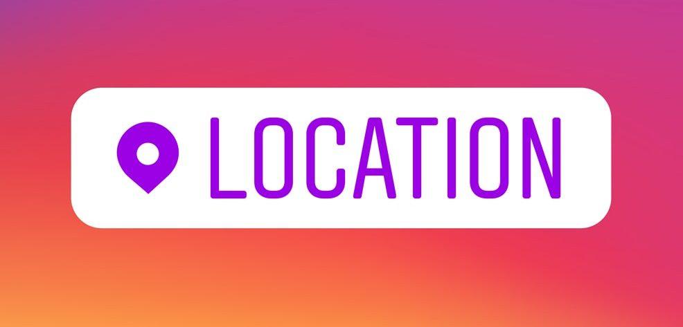 Instagram Location